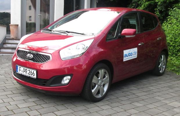 Auto im Alltag: Kia Venga