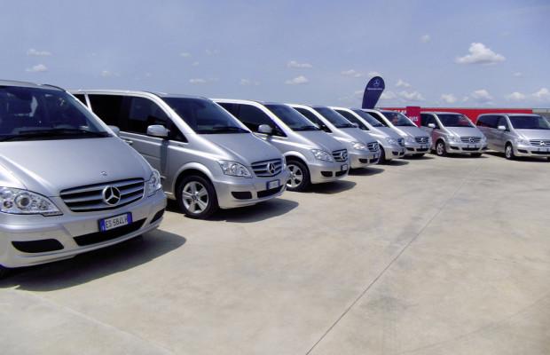 Avis-Großauftrag für Mercedes-Benz Vans