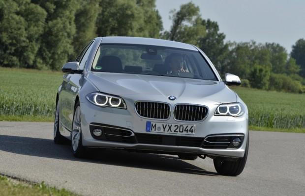 BMW 5er-Reihe: Weniger durstig