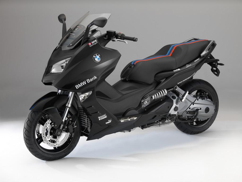 BMW bringt C 600 als limitierte Sonderediton