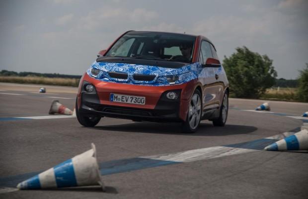 BMW i3 - Elektrisch fahren für Anfänger