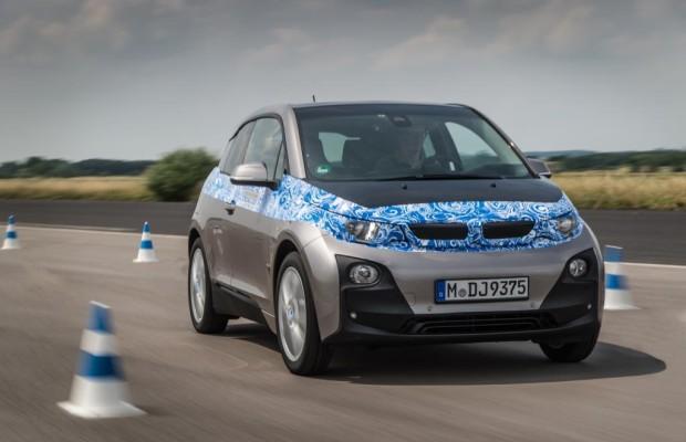 BMW i3 - Ersatzdroge für Menschen mit Benzin im Blut