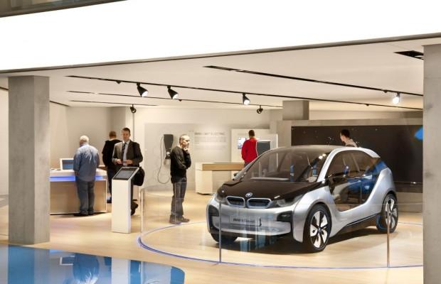 BMW i3 startet bei 34 900 Euro