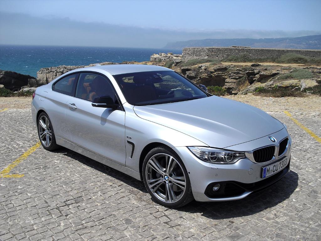BMW legt ab Oktober mit 4er Coupé neue Baureihe auf / Cabrio folgt