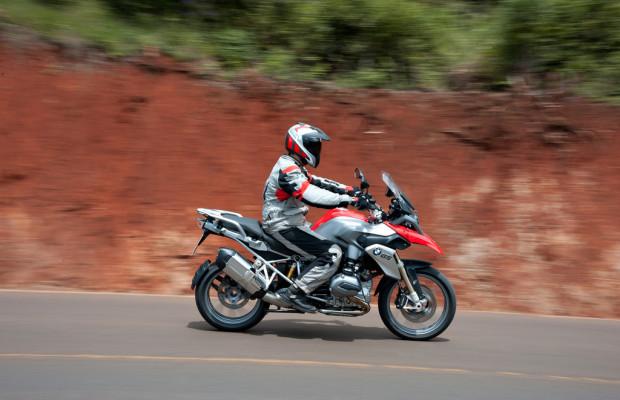 BMW peilt Motorrad-Absatzrekord an