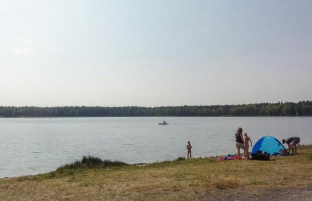 Badegewässer-Test: Zu viele Keime im Flachwasser