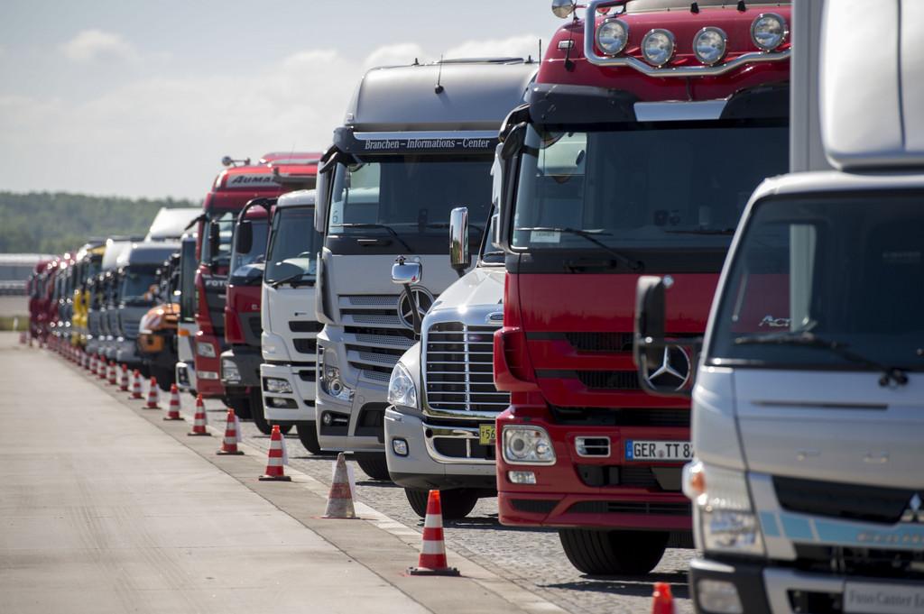 Bernhard resümiert Strategie Daimler-Nutzfahrzeuge