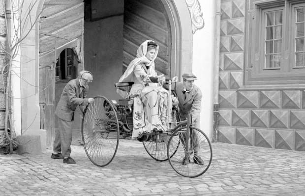 Bertha-Benz-Tage im Mercedes-Benz-Museum