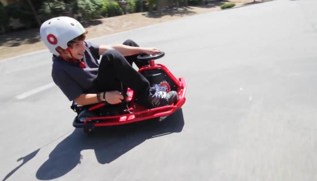 Bobby Car mit Antrieb - das