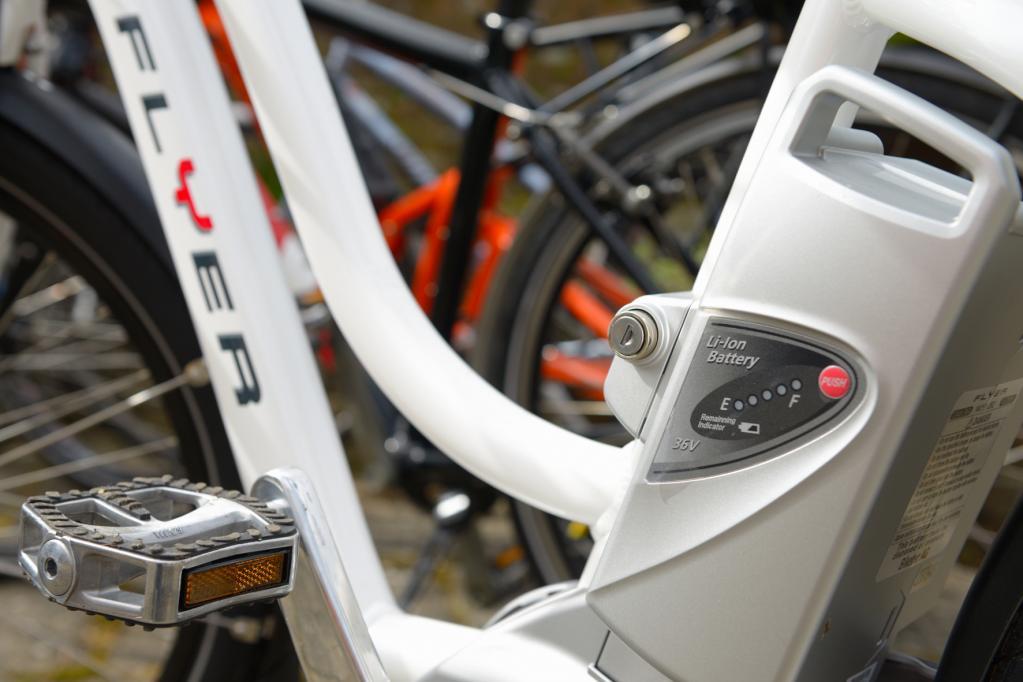 Brandgefahr beim Aufladen von E-Bike-Akkus