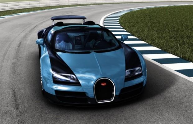 Bugatti Veyron als Sondermodell - Hommage an die eigene Legende