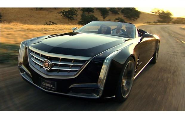 Cadillac-Zukunftspläne - Neue Luxuslimousine ab 2015