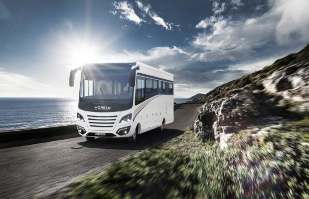 Caravan Salon Düsseldorf 2013: Morelo mit neuem Einstiegsmodell und überarbeiteter Modellreihe