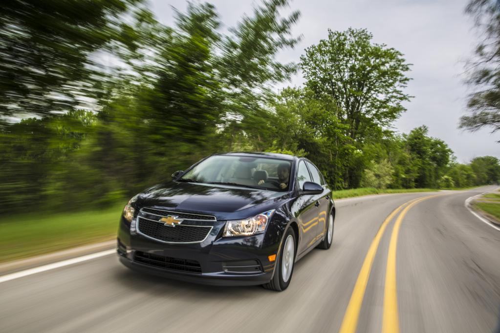 Chevrolet Cruze in den USA mit sauberem Dieselmotor