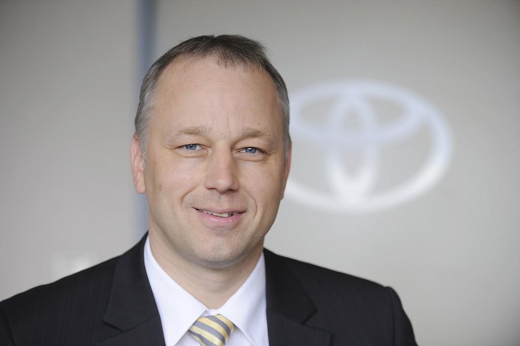 Cziesla und Müßener tauschen Plätze bei Toyota