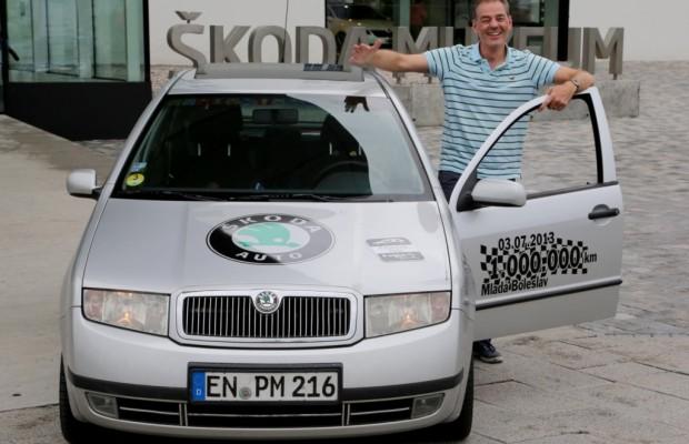 Dauerläufer Skoda Fabia - Ein Millionär aus Tschechien