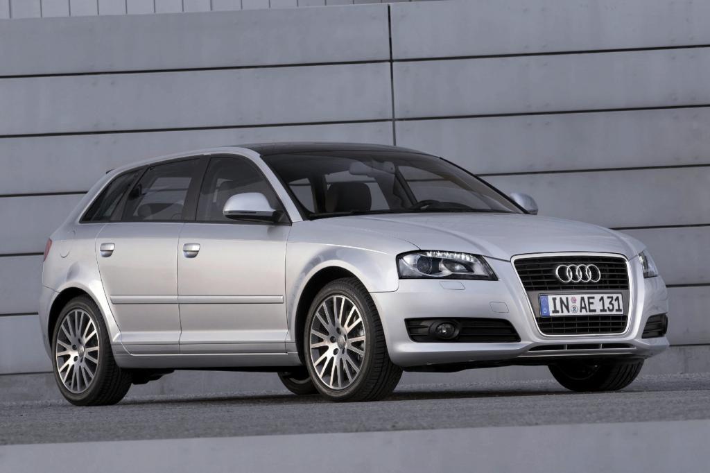 Der Audi A3 hat eine sehr gute TÜV-Bilanz