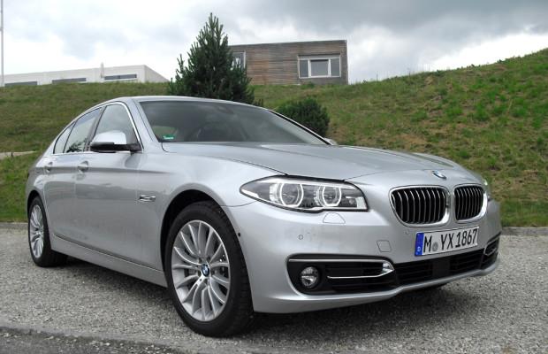 Der Business-Bestseller: BMW kündigt überarbeiteten 5er noch für Juli an