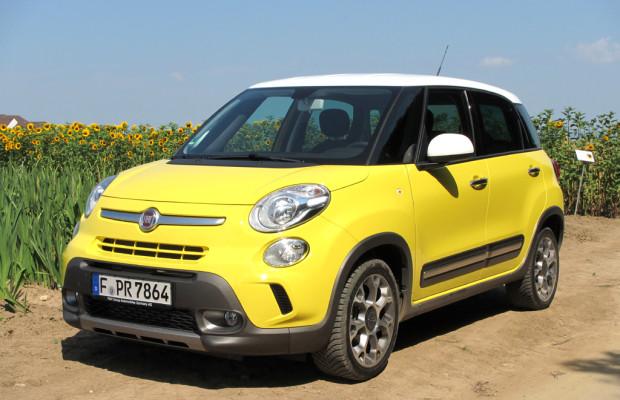 Der Nächste, bitte: Fiat erweitert mit Trekking 500L-Palette / Siebensitzer folgt