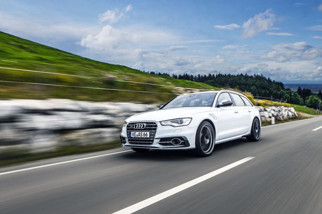 Der auf Audi und VW spezialisierte Allgäuer Tuner Abt hat sich Audi S6 Avant vorgenommen und ihn mit einer Schippe Extra-PS versorgt.