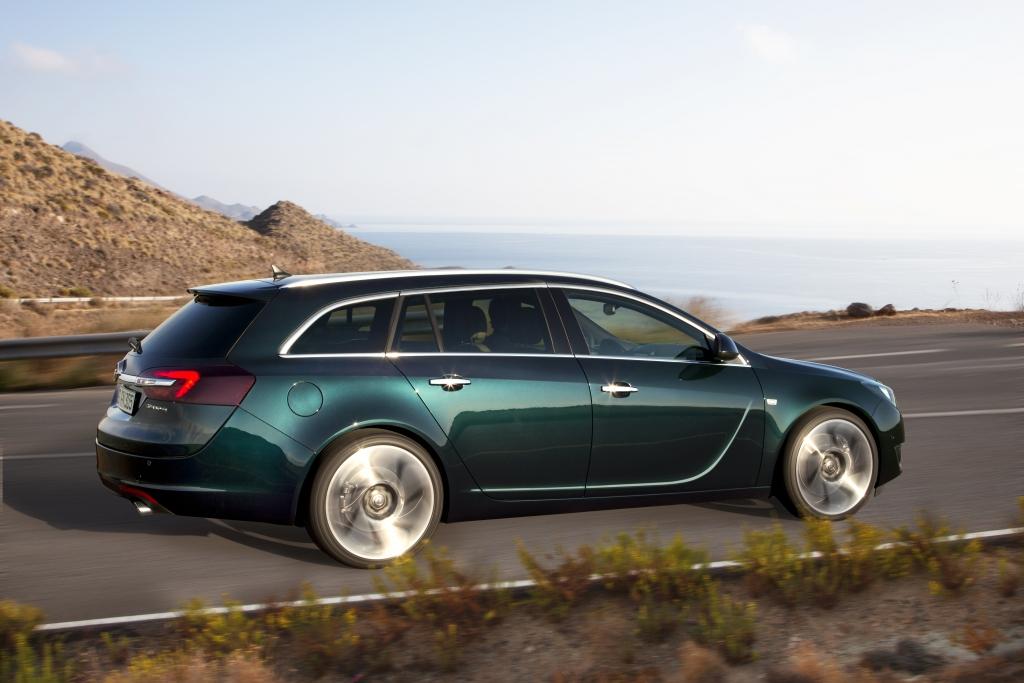 Der neue Opel Insignia Sports Tourer