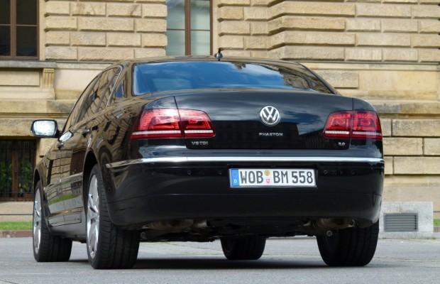 Detroit 2014: VW zeigt Phaeton-Nachfolger auf der NAIAS