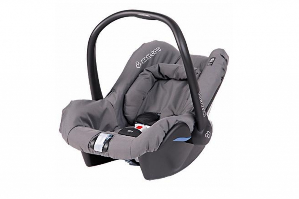 Die Babyschale Citi SPS ist als einziges Modell des Herstellers Maxi-Cosi möglicherweise betroffen