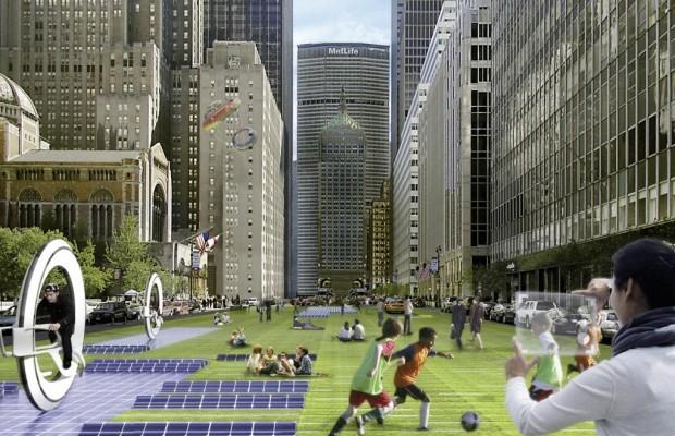 Die Stadt der Zukunft erfordert neue Lösungen