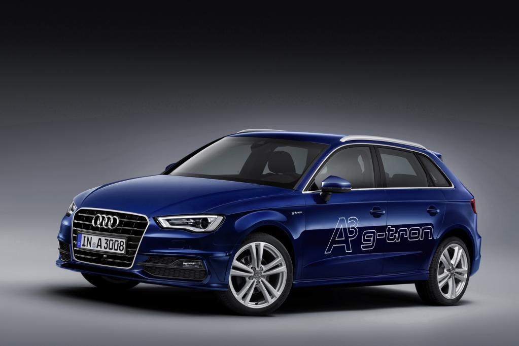 Drei Millionen Audi A3 - und die Zukunft im Blick