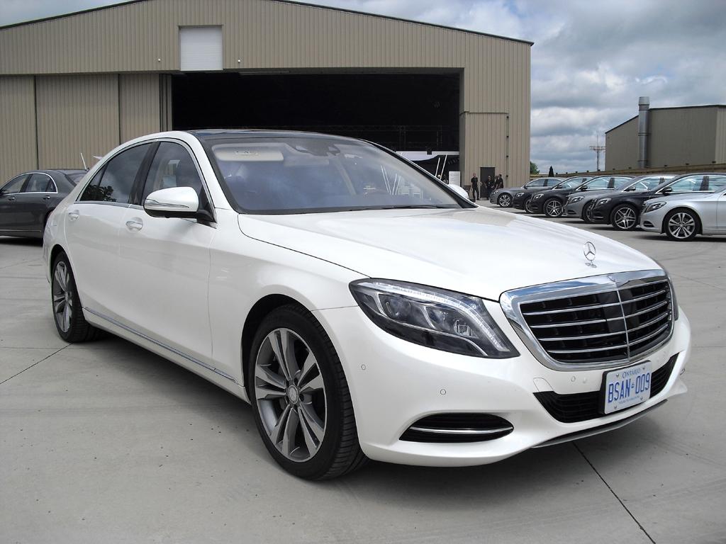 Edle Karosse: Mercedes schickt neue S-Klasse noch im Juli an den Start