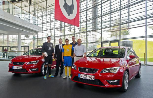 Eintracht Braunschweig holt Seat Leon FR ab