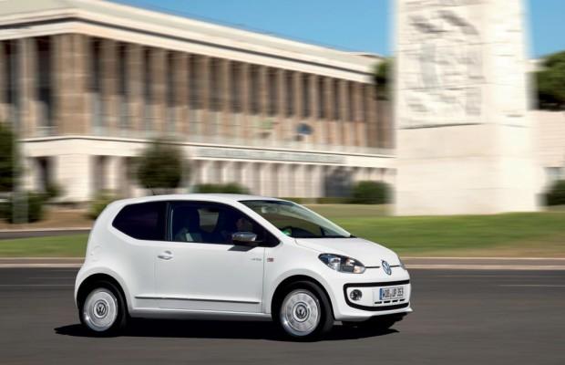 Erdgasantrieb wächst dank VW Eco Up