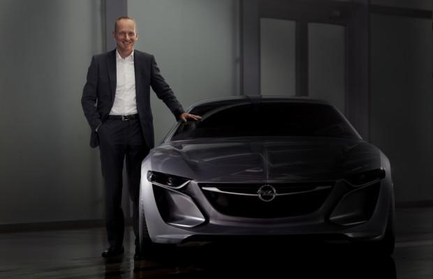 Erster Blick auf Opel Monza Concept