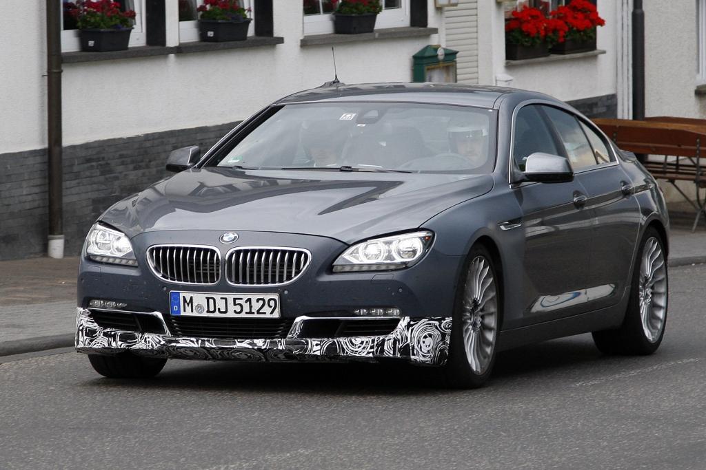 Erwischt: Alpina B6 Gran Coupé – Darfs ein Bisschen mehr sein?