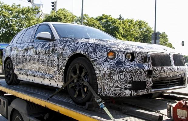 Erwischt: Erlkönig BMW 5er Touring – Die Zukunft schon heute