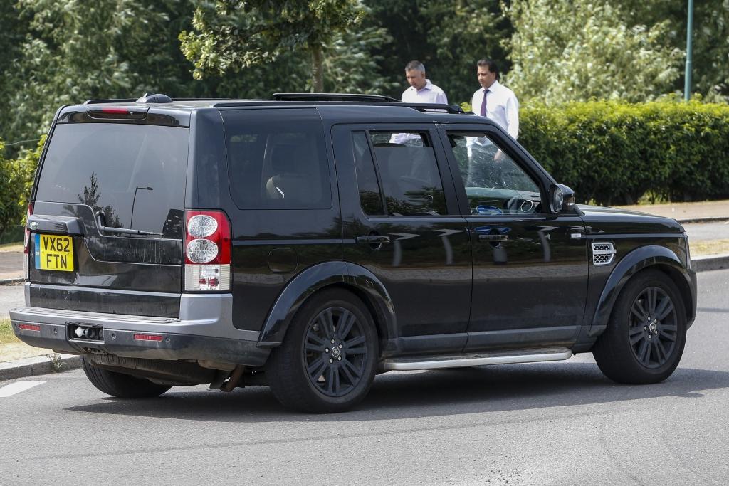 Erwischt: Erlkönig Land Rover Discovery Facelift – Erkenne den Unterschied