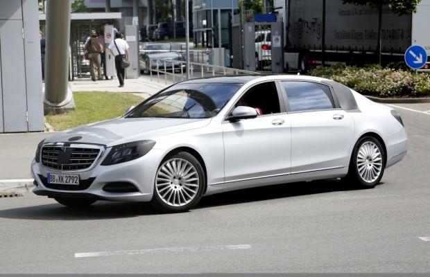 Erwischt: Erlkönig Mercedes S600 Pullman – Des Kaisers neue Kleider
