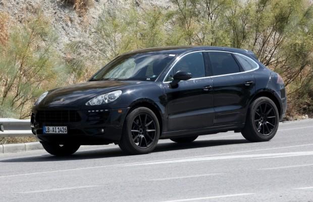 Erwischt: Erlkönig Porsche Macan - Zuffenhausener Revoluzer