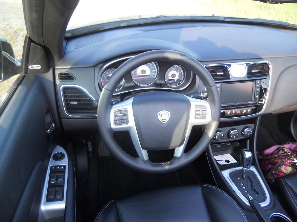 Fahrbericht Lancia Flavia Cabrio: Kind seiner Zeit