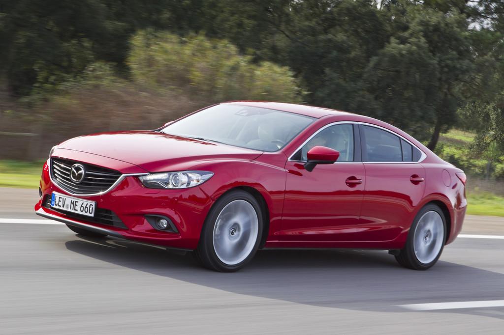 Fahrbericht Mazda6 2.0 Skyactiv-G: Trotz lohnt sich