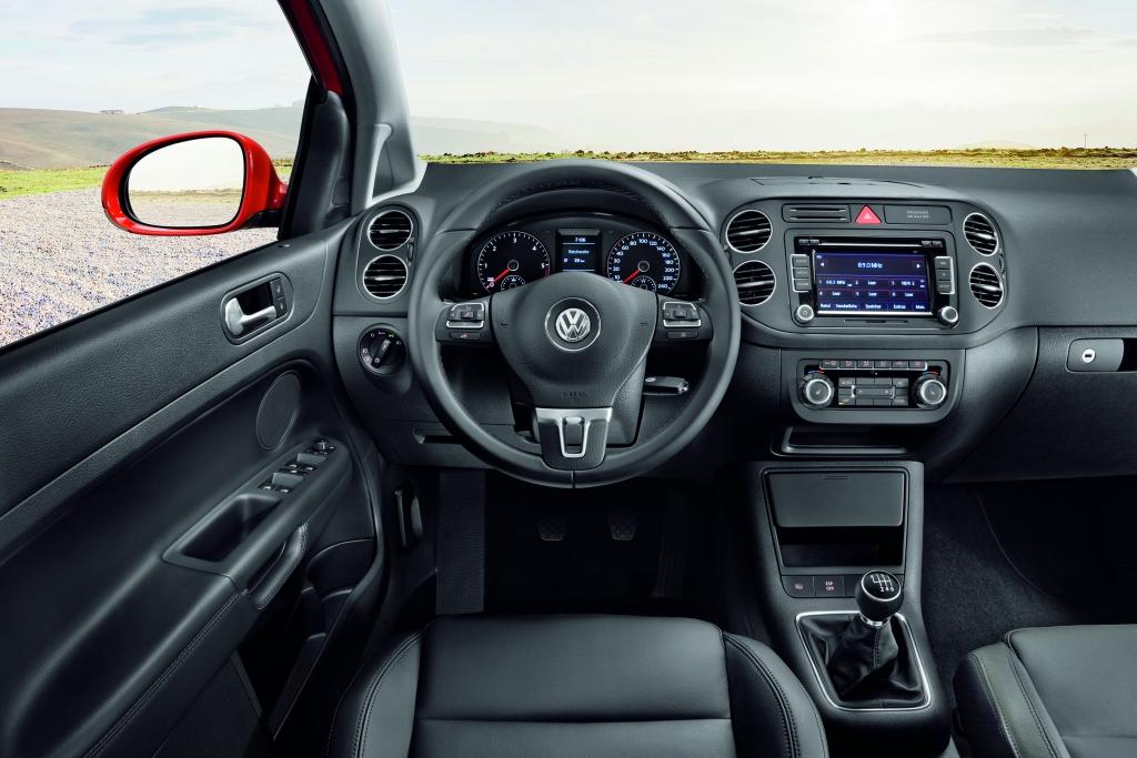 Fahrbericht Volkswagen Golf Plus TDI: Sieg der Vernunft