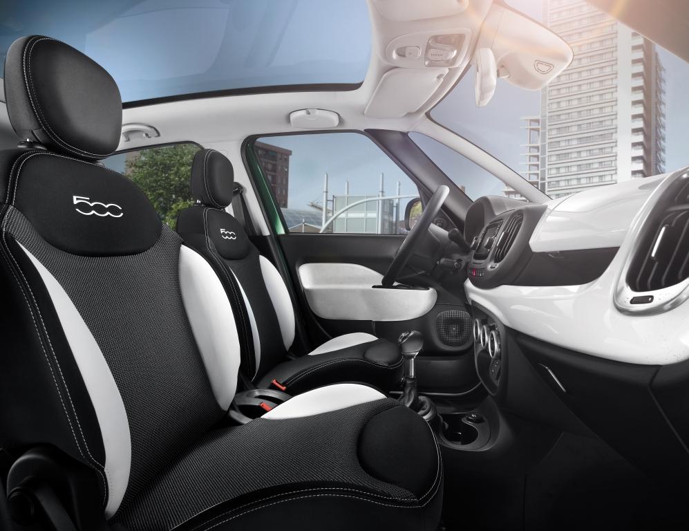 Fiat 500L Trekking – Ab nach Draußen