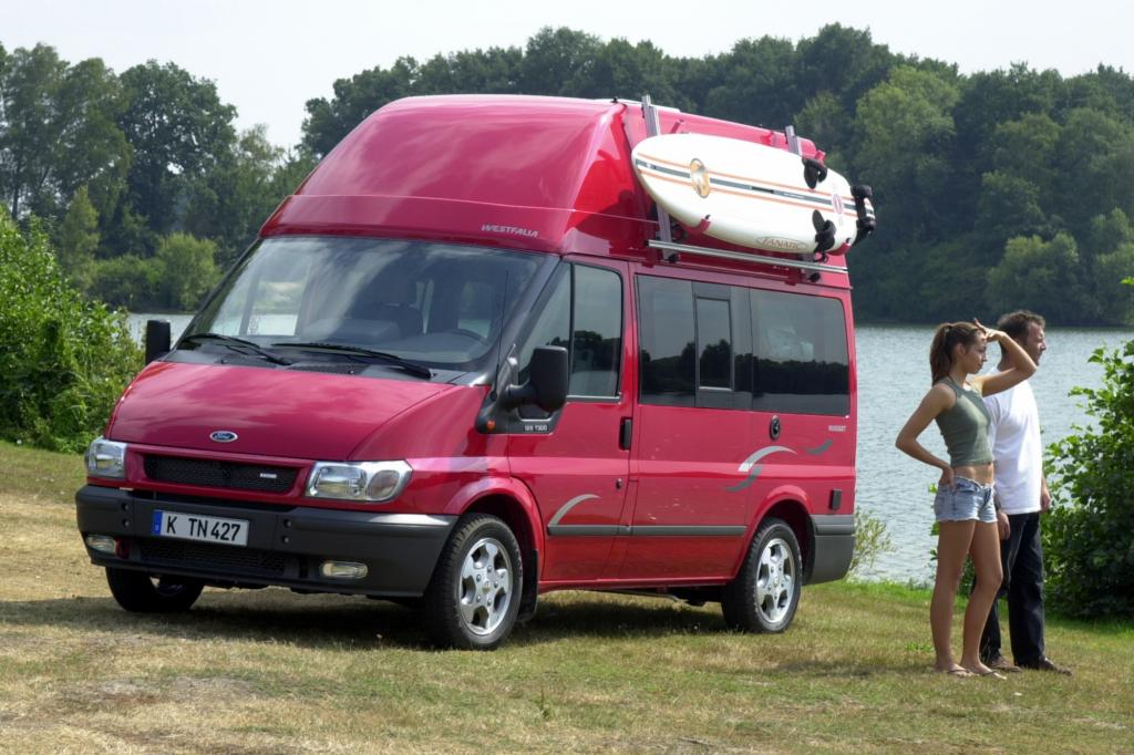Ford Transit Nugget 2003