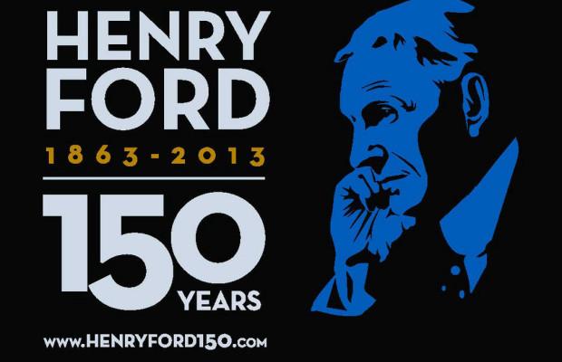 Ford feiert 150. Geburtstag des Firmengründers