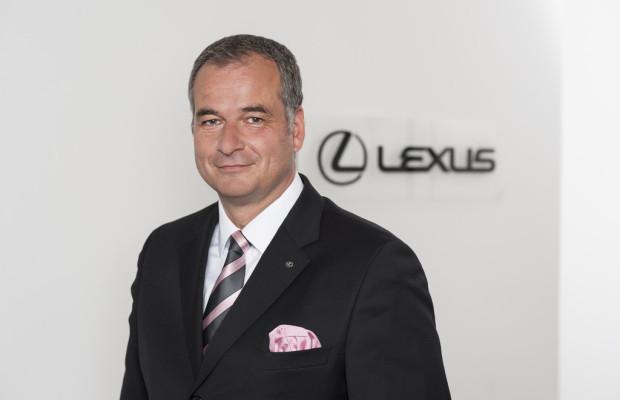 Franz wird neuer Lexus-Chef