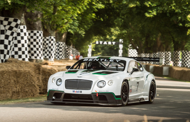 Goodwood: Start in die dritte Ära des Bentely-Motorsport