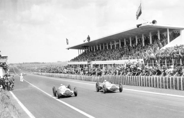 Historie: Mercedes-Benz Dreifachsieg 1938 in Frankreich