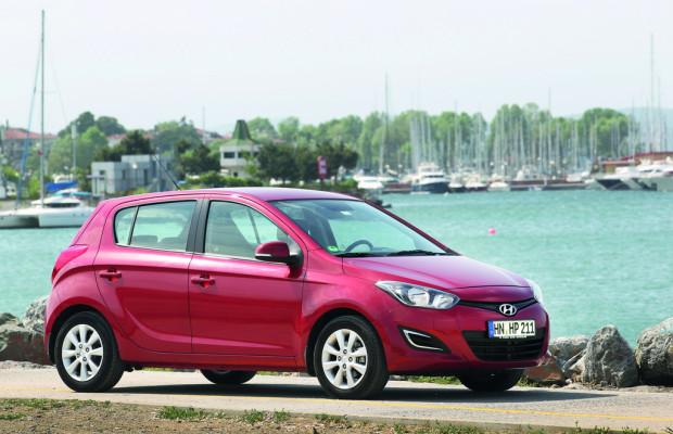Hyundai i20 bestes Dieselmodell seiner Klasse