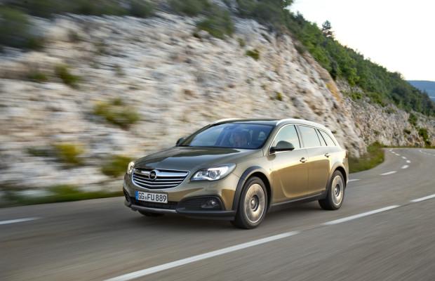 IAA 2013: Opels Insignia kommt als Country Tourer