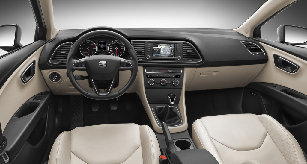 IAA 2013: Seat bringt Leon ST